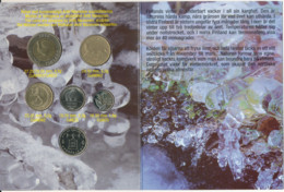Finlande Suomi, 2000 Set Coin - Finland