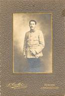 Photo Format 10.5 Cm Par 16.5 Cm Cartonnee.  Photo  L.CAILLOT  ..AUXERRE ET FONTAINEBLEAU - Unclassified