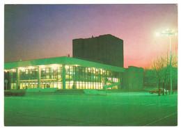 Bishkek, Frunze, Kyrgyz State Academic Drama Theater, USSR 1984 - Kyrgyzstan
