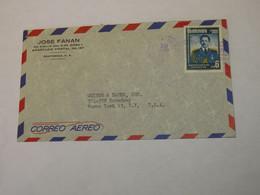 Guatemala Airmail Cover To USA 1962 - Guatemala