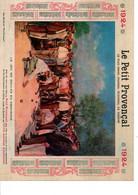 Calendrier Le PETIT PROVENCAL 1924  (205X275mm) - Big : 1921-40