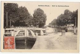 SALLELES D'AUDE - BIEF DE SALLELES D'AUDE (CANAL DU MIDI) - Salleles D'Aude