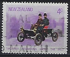 New Zealand 1972  Vintage Cars; Oldsmobile  (o) ACS.483 - Gebraucht