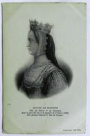 Cartolina Jeanne De Bouron - Historische Persönlichkeiten