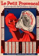 Calendrier Le PETIT PROVENCAL 1932  (300X220mm) (CL228) - Big : 1921-40