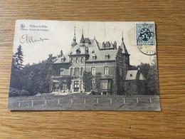 CP Ancienne De Villers-la-Ville : Château Dumont De Chassart (1929) - Villers-la-Ville