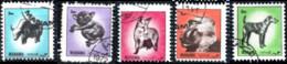 MANAMA, BAHREIN, FAUNA, ANIMALI, 1972, 3 Dh., FRANCOBOLLO USATO Mi: AJ MN 125A-1219A - Bahrain (1965-...)
