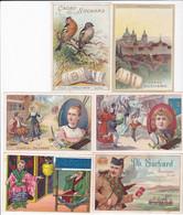 Lot 34 Chromo -publicité Chocolat Suchard - Suchard