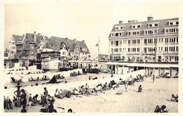 De Haan  Le Coq Sur Mer  Plage  Strand    Barry 8504 - De Haan