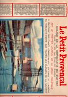 Calendrier Le PETIT PROVENCAL 1936 (265X350mm) (CL232) - Big : 1921-40