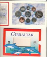 Gibraltar, 2000 Brilliant Uncirculated Coin Collection, Rare Set - Gibraltar