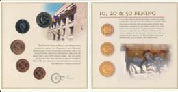 Bosnie-Herzegovine, Millennium 2000 Brilliant Uncirculated Coins - Bosnia And Herzegovina