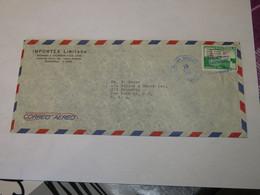 Guatemala Airmail Cover To USA 1964 - Guatemala