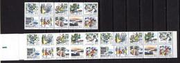 Suède   Le Midsommar, 1464 / 1473** + C 1464**, Sek 60,- Musique Danse - Unused Stamps