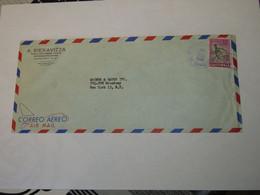 Guatemala Airmail Cover To USA 1959 - Guatemala