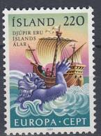 ++Iceland 1981. EUROPA / CEPT. Michel 566. MNH(**) - Ungebraucht