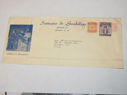 Guatemala Airmail Cover To USA 1957 - Guatemala