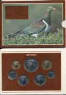 Nouvelle Zélande New Zealand, 2001 Brilliant Uncirculated Coin Set - New Zealand