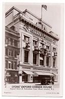 Londres -  Lyons Oxford Corner House - Altri