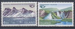 ++Iceland 1983. NORDEN. Michel 596-97. MNH(**) - Ungebraucht