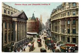 Londres  - Mansion House - Altri