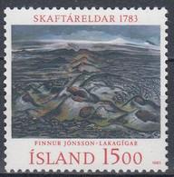 ++Iceland 1983. Painting. Michel 602. MNH(**) - Ungebraucht