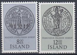 ++Iceland 1983. NORDIA'84. Michel 606-07. MNH(**) - Ungebraucht
