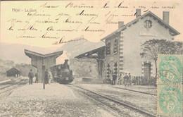 K17 - 04 - MÉZEL - Alpes-de-Haute-Provence - La Gare - Other Municipalities