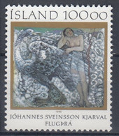 ++Iceland 1985. Painting. Michel 641. MNH(**) - Ungebraucht