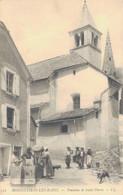 K17 - 05 - MONNÈTIERS-LES-BAINS - Hautes-Alpes - Fontaine De Saint-Pierre - Altri Comuni