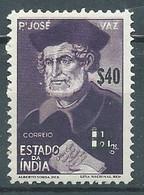 Inde Portugaise YT N°526 Père Jose Vaz Surchargé Neuf ** - India Portoghese
