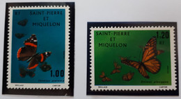 SPM 1973 N° 441/442* TB - Nuovi