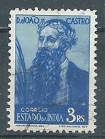Inde Portugaise YT N°406 Joao De Castro Oblitéré ° - India Portoghese