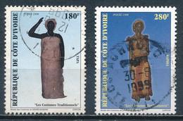 °°° COTE D'IVOIRE - Y&T N°1005/6 - 1998 °°° - Ivory Coast (1960-...)