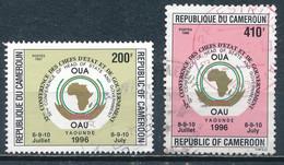 °°° CAMERUN - Y&T N°883/85 - 1996 °°° - Cameroon (1960-...)