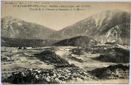 LE LOGIS DU PIN - Station Climatérique (Alt. 1100 M) - Massif De La Chemus Et Du Hameau De La Douare - Otros Municipios