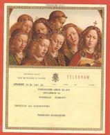 1957 - TELEGRAM Verzonden In Turnhout Naar Vosselaar - Verschooren  Annie En Jos Heilanders 15 Vanwege Vermeiren Schelle - Fogli Telegrafici