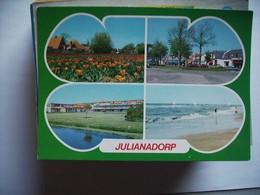 Nederland Holland Pays Bas Julianadorp Met Groene Rand - Other