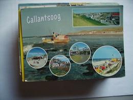 Nederland Holland Pays Bas Callantsoog Met Zee- En Strandvertier - Other