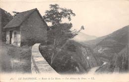 38-ROUTE DE LA MURE LES ABIMES DU DRAC-N°T1133-G/0257 - Sonstige Gemeinden