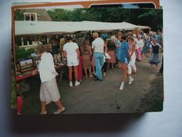 Nederland Holland Pays Bas Groet En Camperduin Met Markt Of Braderie - Other