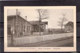 Diest-Schaffen  - Plaine D'Aviation  -  Vliegplein - Diest