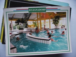 Nederland Holland Pays Bas Julianadorp Met Overdekt Zwembad Zwemparadijs - Other
