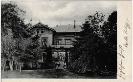 Foto-AK Lüneburg, Villa 1915 - Lüneburg