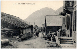 74 LA CHAPELLE-d'ABONDANCE - - La Chapelle-d'Abondance