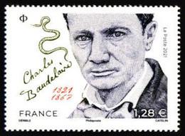 France 2021 - Charles Baudelaire ** - Nuovi
