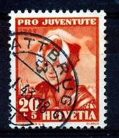 "HELVETIA - Mi Nr 413 - ""GLATTBRUGG"" - (ref. 3139) - Used Stamps"