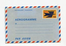 !!! REUNION, AEROGRAMME N°2 NEUF - Covers & Documents