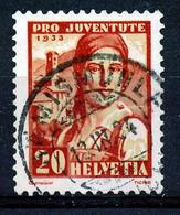"""HELVETIA - Mi Nr 268 - """"RÄMISMÜHLE"""" - (ref. 3141) - Used Stamps"""