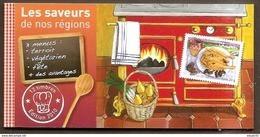 2010 Carnet Adhésif -SAVEURS De Nos Régions ( N°2 )- N° BC 443 - NEUF -LUXE ** NON Plié - Commemorrativi